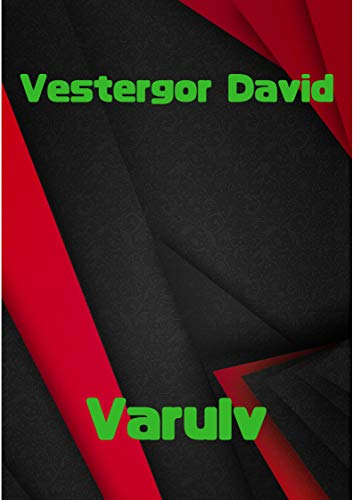 Varulv (Norwegian Edition) por Vestergor  David