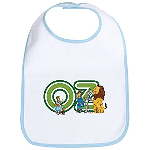 CafePress - Vintage Wizard Of Oz - Cute Cloth Baby Bib, Toddler Bib