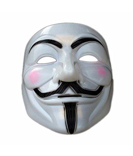 V für Vendetta Anonymous Guy Fawkes der Maske Halloween Cosplay Masken