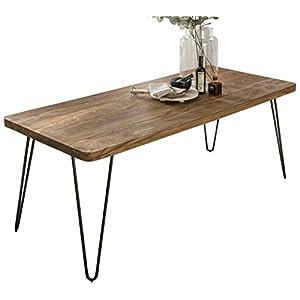 Esstisch Holz Metall Deine Wohnideen De
