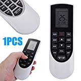 Baguio-Store - Telecomando di ricambio per condizionatore d'aria condizionata GREE YAN1F1 universale A/C