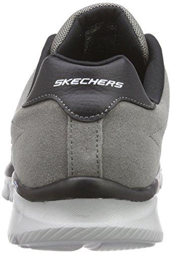 Skechers EqualizerPersuader Herren Sneakers Grau (Gry)