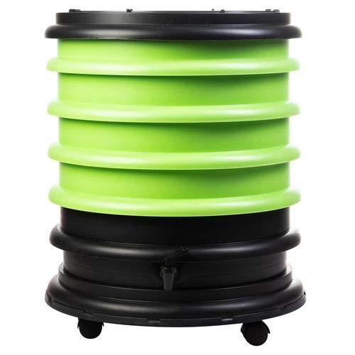WormBox : Vermicompostador 4 bandejas Anis Verde - 64 litros