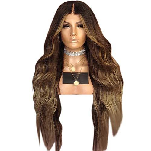 Pelucas Mujer Pelo Natural - Logobeing Pelucas Disfraces