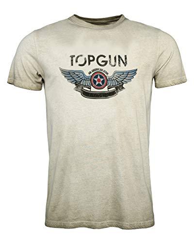 Top Gun T-Shirt TGM 1701 Olive (XXXL)
