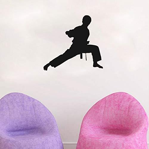 lyclff Fußball Baby Mädchen Tapete Abnehmbare Vinyl Wandaufkleber für Wohnzimmer Kunst Wandbilder Aufkleber Schlafzimmer Poster Decor ~ 1 124 * 114 cm -
