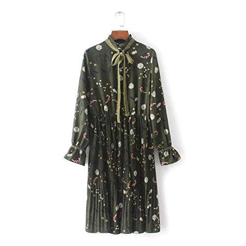 vestido-floral-de-cuello-de-terciopelo-sra-chun-xia-yili-meiziwanggreen-m