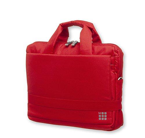 Moleskine ET53DBH13F2 - Bolsa para dispositivos de hasta 133˝, color rojo
