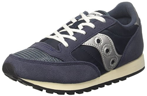 Baskets Saucony Jazz Original Vintage Kids Bleu