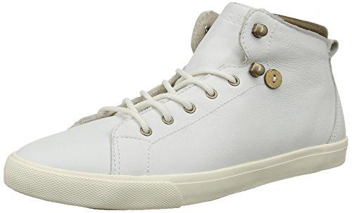 Faguo Mulberry, Scarpe da ginnastica sportive donna, Bianco (Blanc (001 White)), 38