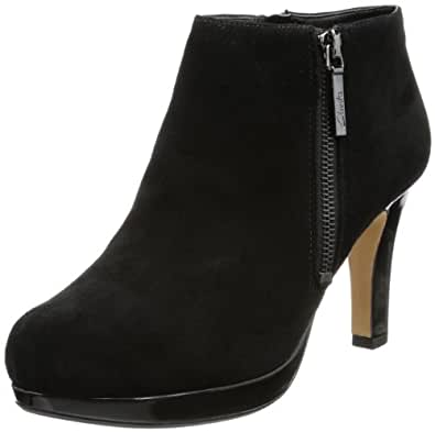 Clarks Women's Kendra Accent Boots  - Black (9 UK)