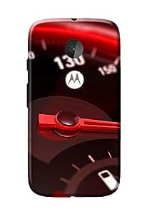 Moto E2 Cover KanvasCases Premium Designer 3D Printed Lightweight Hard Back Case