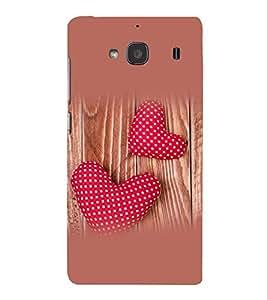 "printtech Back Case Cover for Xiaomi Redmi 2 Prime High Quality Premium Luxurious Designer ("" Matte finish"" 360 Degree Protection )"