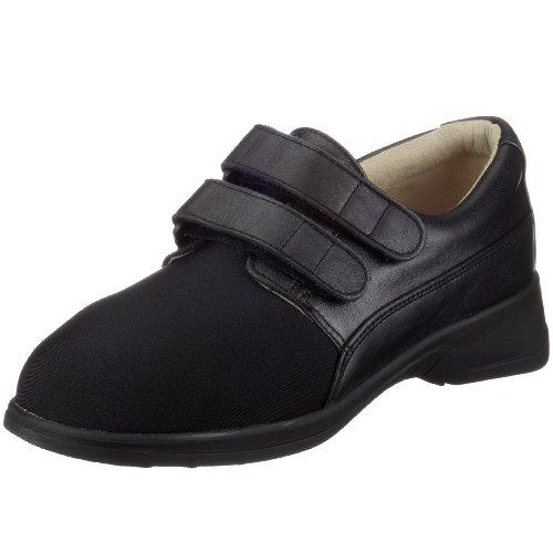 Varomed Budapest 79.140, Chaussures basses femme Noir - Schwarz (Schwarz60)