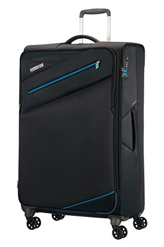 american-tourister-pikes-peak-4-roues-80-30-extensible-valise-80-cm-110-l-volcanic-black