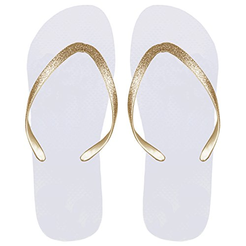 SUGAR ISLAND® Damen-Mädchen-Herren Flip Flop Summer Beach Pool Schuhe