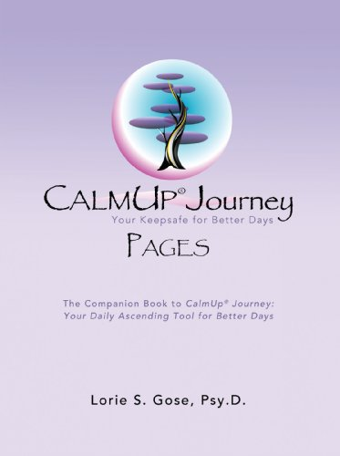 CalmUp® Journey Pages:Your Keepsafe for Better Days