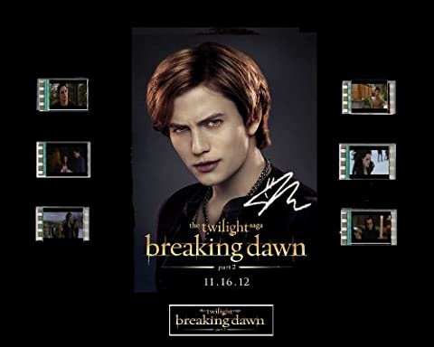 Twilight Breaking Dawn Part 2 Film Cell Presentation : Jasper by Everything But That