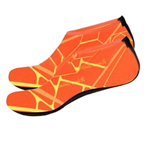 Herren Wanderschuhe Trekkingschuhe Anti-Rutsch Super Atmung Wanderstiefel Sportlich Bequem Sommer LeichtOutdoor Fitnessschuhe Hiking Sneaker Barfußschuhe für Damen Kinder