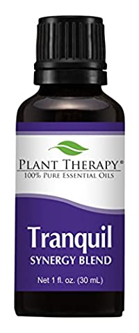 Tranquil Synergy Essential Oil Blend. 30 ml (1 oz). 100%