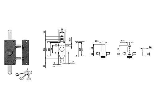 iseo-910335-serratura-applicare-reversibile-serramenti-legno-verniciata-bronzo-chiusura-triplice-cil