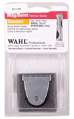 Wahl Professional Abnehmbare Ersatz Klinge # 2111-passend für Echo, Barett, MAG und Sterling 4Rasentrimmer Modelle (Haar Dickes Fein)