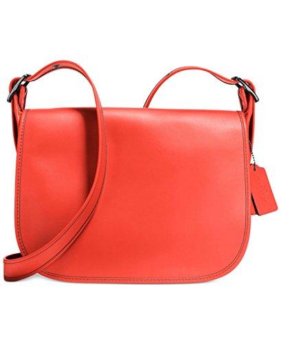 coach-borsa-a-tracolla-donna-arancione-dark-antique-nickel-deep-coral
