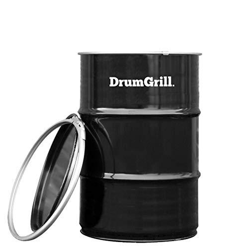Drum Barbacoa 183-235.020Small, Black, 40x 40x 58cm