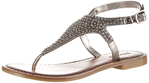 Inuovo 7230, Tongs Femme Silber (Pewter)