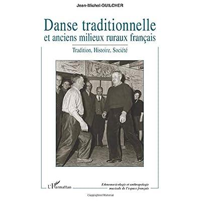 Danse traditionnelle et anciens milieux ruraux français