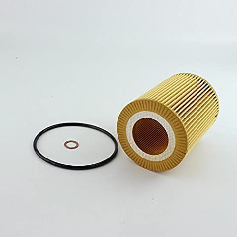 1 Pcs Engine Oil Filter Fits BMW E36 Z3 E39 E46 E53 X5 E60 E83 X3 E85 Z4 OEM 11427512300