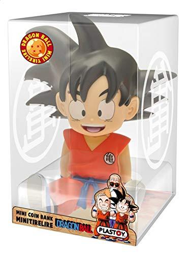 Dragonpro 599386031 - Hucha Dragon Ball - Goku Sentado (13,5cm)