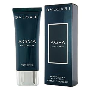 Bvlgari Pour Homme Homme/Men, After Shave Balm, 1er Pack (1 x 100 g)