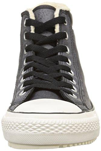 Converse Ct Vin Shr, Unisex-Erwachsene Hohe Sneakers Schwarz / Noir