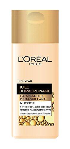 L'Oréal Paris Huile Extraordinaire Lait en Huile Démaquillant 200 ml