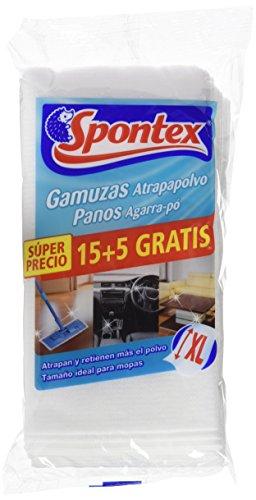Spontex Gamuzas Atrapapolvo