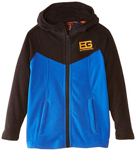 Bear Grylls Jungen Microfleecejacke, Jungen, Blau - Extreme Blue, Size 5-6 -