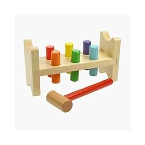 Bigjigs Toys BB006 Hammer Bench