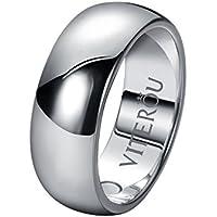 Viterou Therapie-Ring Basic, 8mm, magnetisch, reines Kupfer, mit 2energetischen Magneten, für Schmerzlinderung... preisvergleich bei billige-tabletten.eu