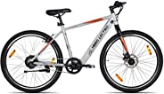 "Lectro Kinza 27.5T SS Single Speed Electric Cycle - 18"" Frame, 95% asse"