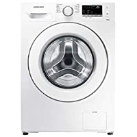 Samsung 7 Kg Washing Machine with Diamond Drum, White - WW70J3280KW