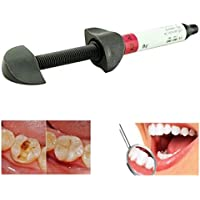 Vinmax Dental Light Cure Hybrid Resin Composite Syringe Shade A2 (1 pack) (A2)