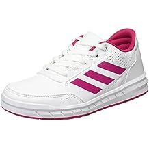 adidas Altasport CF I - Zapatillas de deportepara niños, Blanco - (FTWBLA/ROSFUE