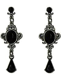 Halsketten & Anhänger 1 Paar Ohrringe Letzter Stil Gothik Schmuck 3 Ketten