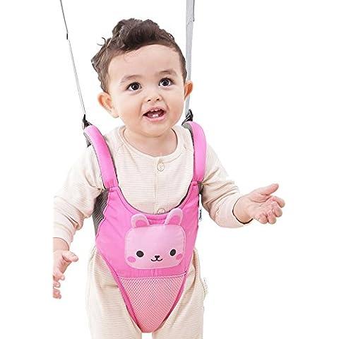Zicac Tutina super comoda , simil girello, per far imparare a camminare al nostro bambino con cabo di sicurezza regolarbile