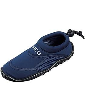 Beco Zapatillas acuáticas de surf para niños, infantil, Badeschuhe Surf, marine, 20