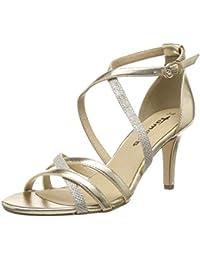 bd48aa290715d3 Suchergebnis auf Amazon.de für  Gold - Sandalen   Damen  Schuhe ...