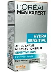 L'Oreal Paris - Men Expert Hydra Sensible après-rasage Baume pour peau sensible - 100ml ou 100.5 ml