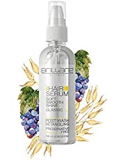 Brillare Classic Hair Serum For Soft, Smooth & Shiny Hair | Serum 100 ml | Wheat Germ | Grape Seed Oil | 100% Vegan | No harmful chemicals