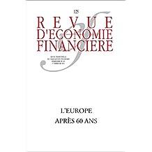 L'Europe après 60 ans (Revue d'économie financière)